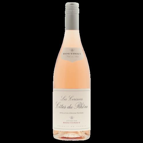 Boutinot Les Cerisiers Côtes du Rhône rosé