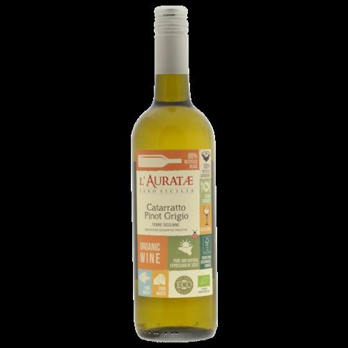 BIO l'Auratae Catarratto/Pinot Grigio