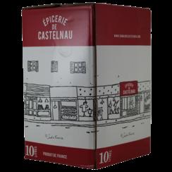 Epicerie de Castelnau BIB 10 lit blanc