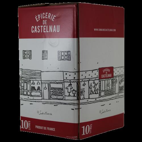 Domaine de Castelnau Epicerie de Castelnau BIB 10 lit blanc*