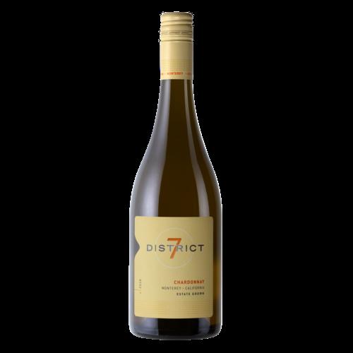 District 7 Estate Grown Chardonnay