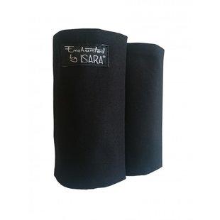 ISARA teething pads Black