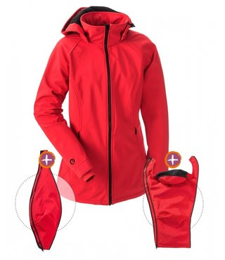 Mamalila Softshell Red