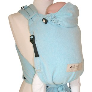 Storchenwiege Babycarrier Aqua (customer return)