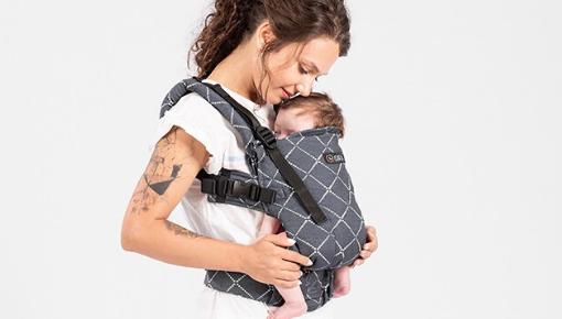 Draagzakken voor baby's, peuters en kleuters