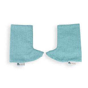 Limas teething pads Turquoise