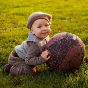 Ballonbal Malmo Rose