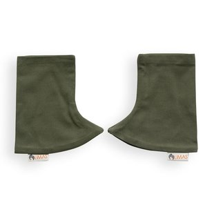 Limas teething pads Olive
