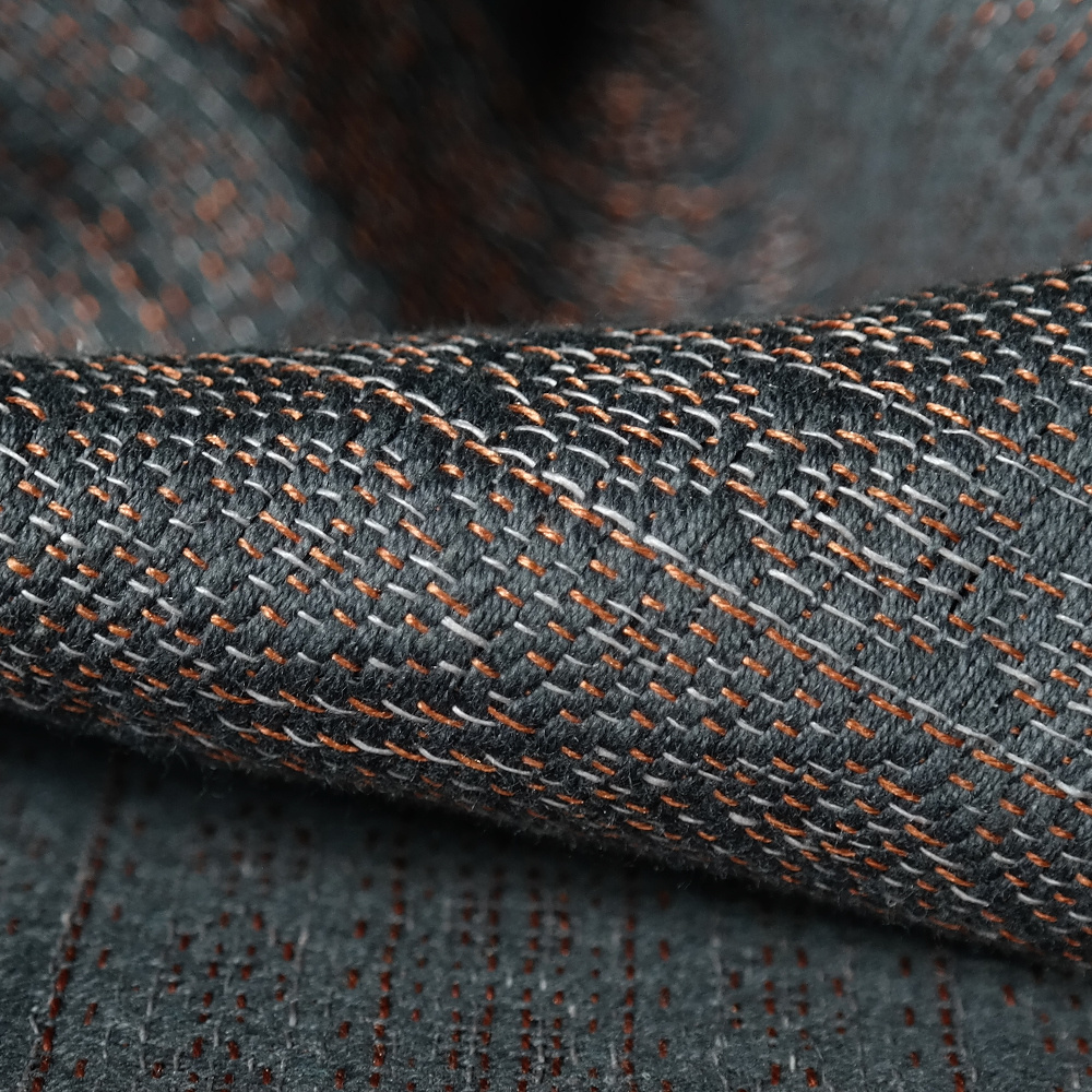 Draagdoek van Didymos met linnen en tussah-zijde