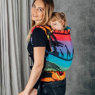 LennyLamb Preschool Rainbow Safari