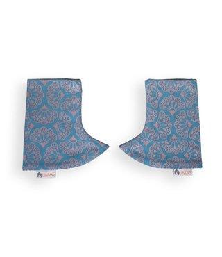 Limas teething pads Ginko Emerald