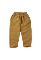 Mingo Linen trouser spruce yellow