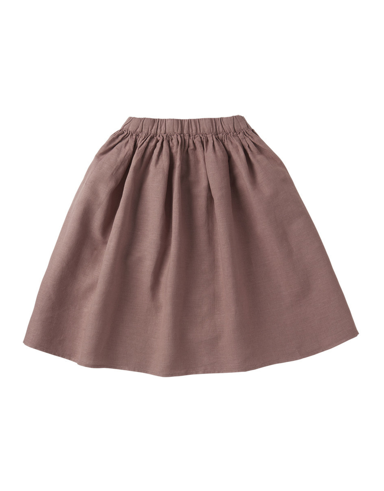 Mingo Linen skirt Antler
