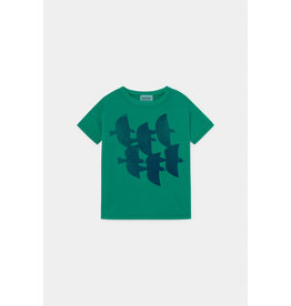 Bobo Choses Bobo Choses Flying Birds T-shirt
