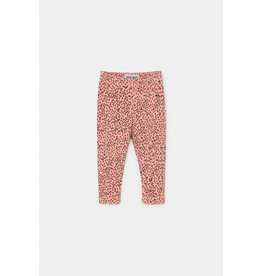 Bobo Choses Bobo Choses all over Leopard Pink leggings