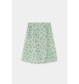 Bobo Choses Bobo Choses all over Daisy wrap midi Skirt