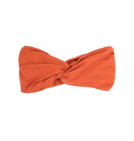 CarlijnQ CarlijnQ Twisted headband - cinnamon