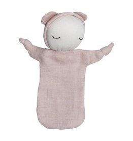 Fabelab Fabelab cuddle doll mauve