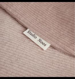 Studio Noos Rib mombag dusty pink