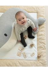 Voedingskussen - relaxkussen walvis MOMO