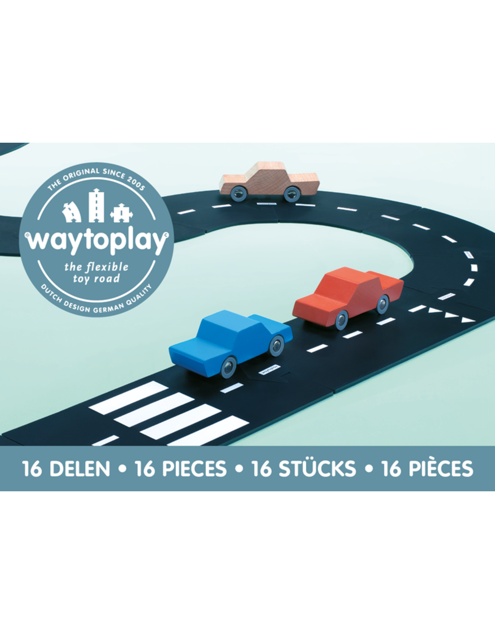 Way to Play Way to play expressway (16 delen)