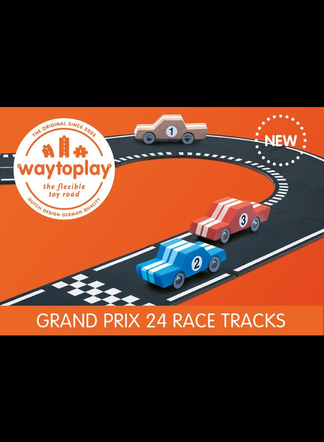 Way to play Grand Prix (24 delen)
