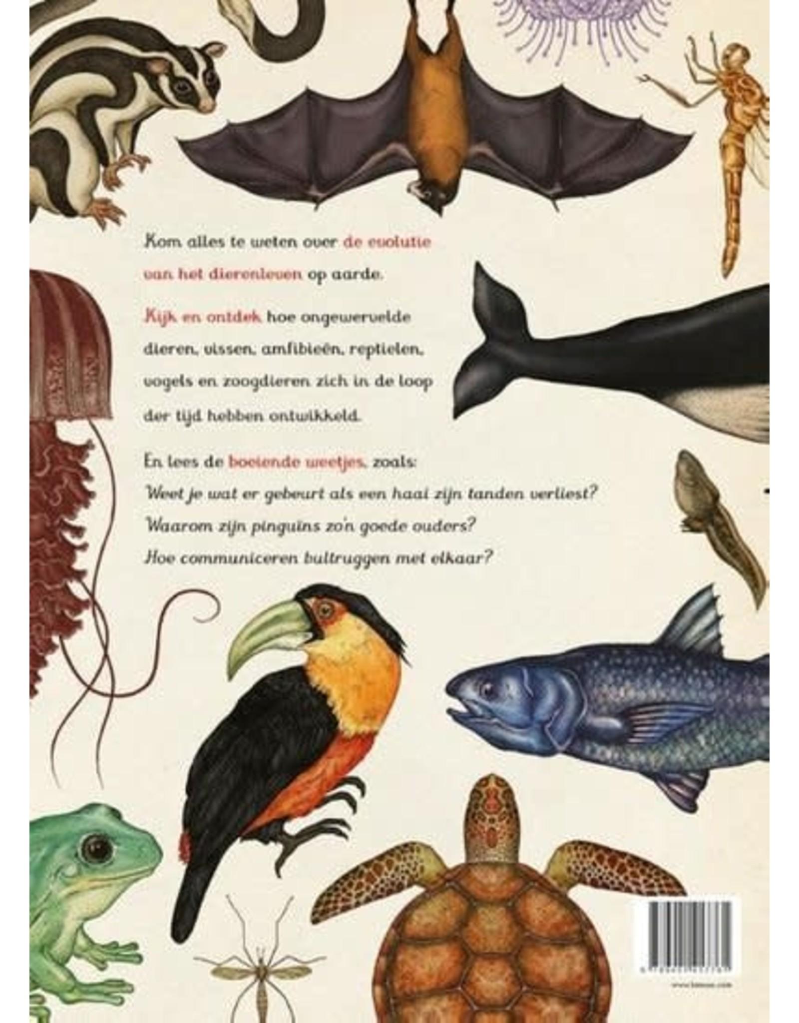 Lannoo Uitgeverij Het dierenboek
