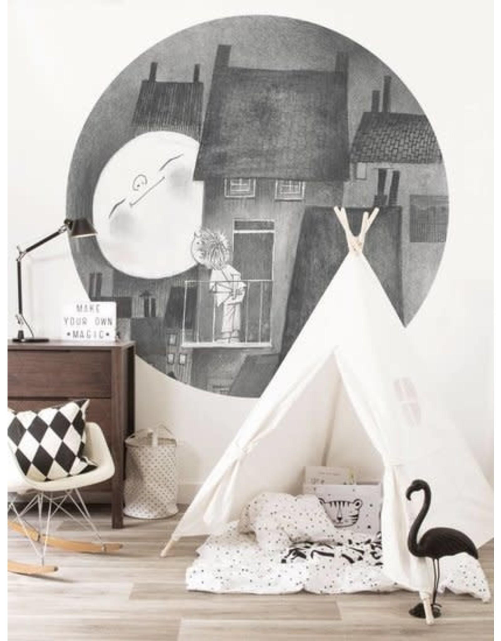 Kek Amsterdam Behangcirkel Moonlight, ø 190 cm