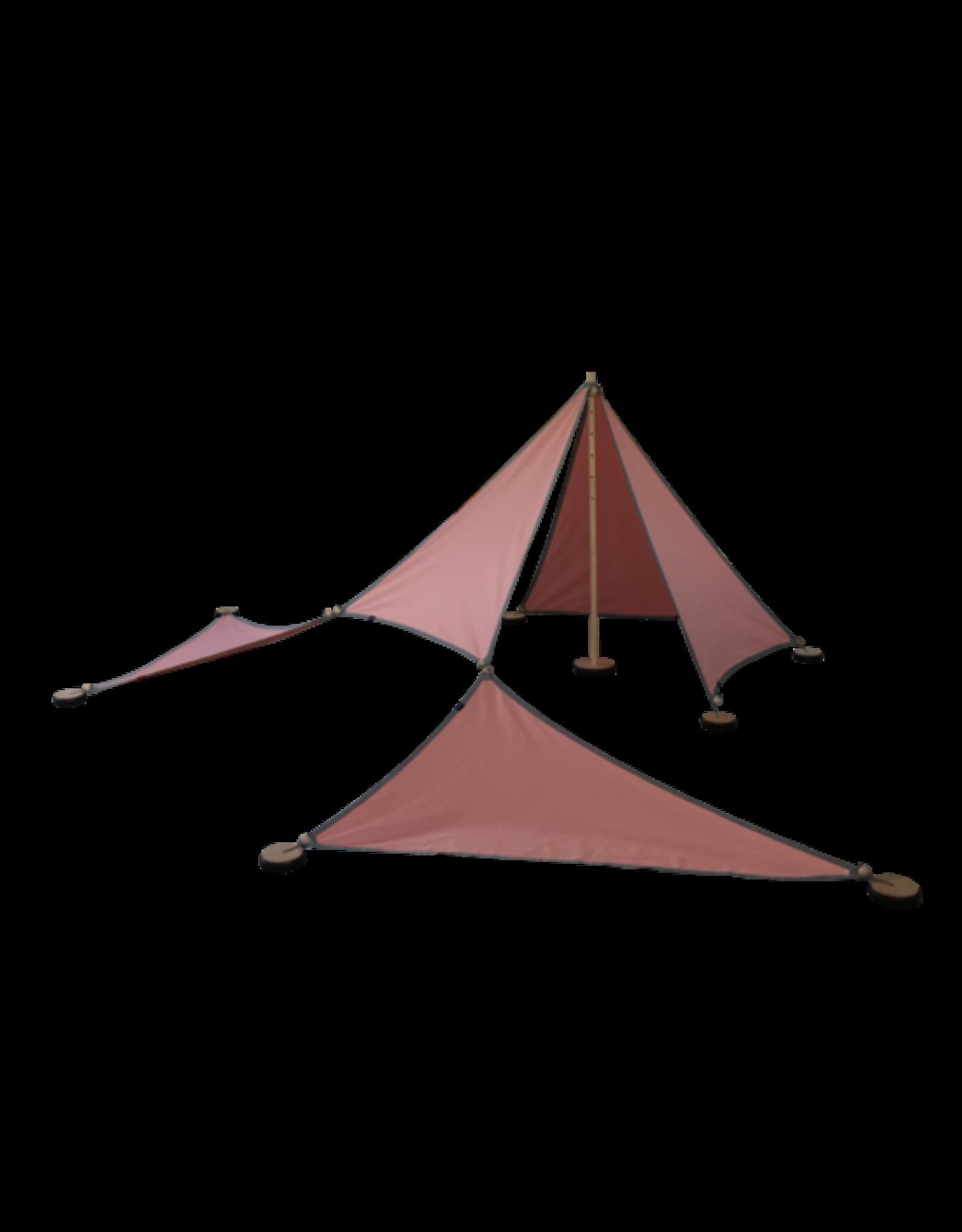 Abel Speeltent Pink