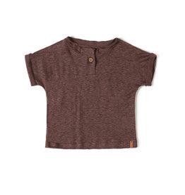 Nixnut Nixnut Be T-shirt Earth