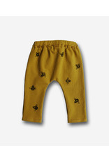 Manoh Pants gold bees
