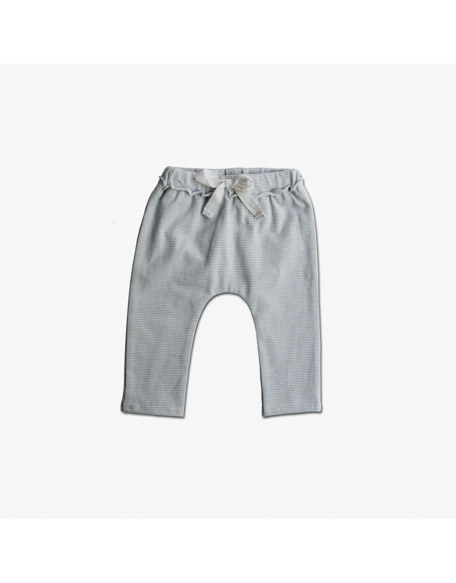 Manoh Pants grey stripe