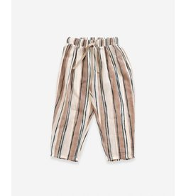 Play Up Printed woven trousers algae