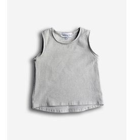 Manoh Tanktop grey stripe