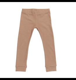 Blossom Kids Legging - soft rib - Toffee Blush
