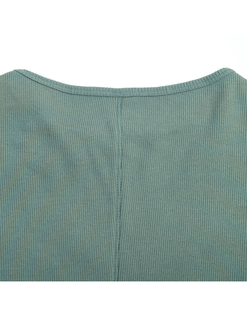 Little Hedonist Dress jacky Chinois Green