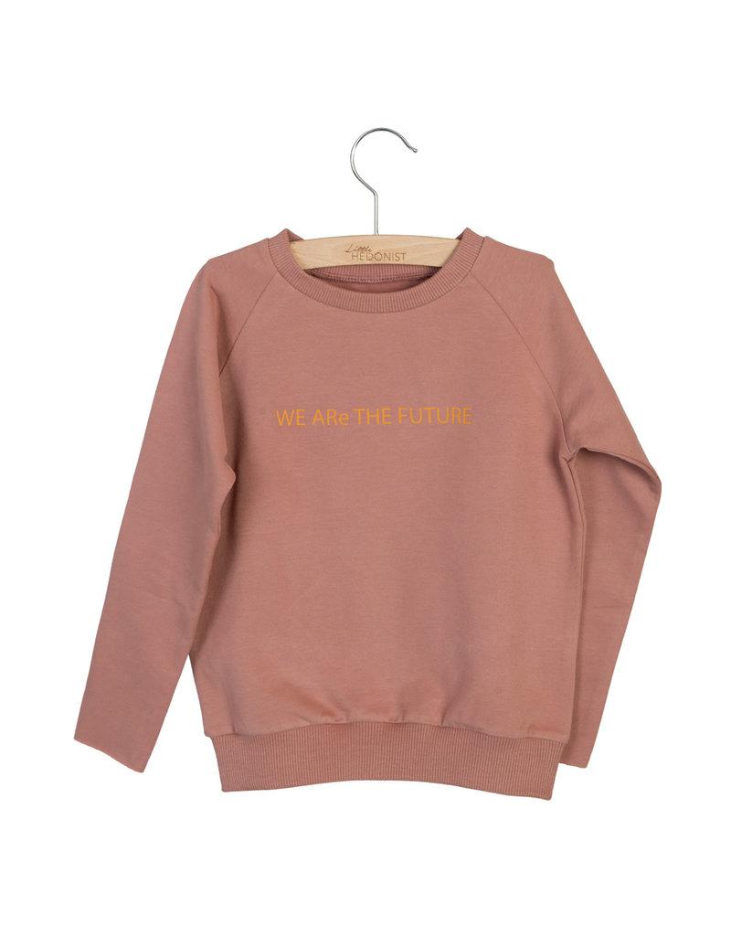 Little Hedonist Sweater Caecilia Burlwood
