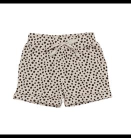 Blossom Kids Shorts Boy - Animal Dot - Soft Sand