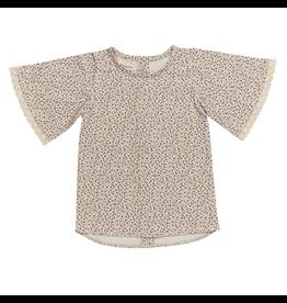 Blossom Kids Tunic short sleeve - Confetti Blossom - Lilac Sky