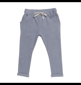 Blossom Kids Strap cord joggers - Blue Grey