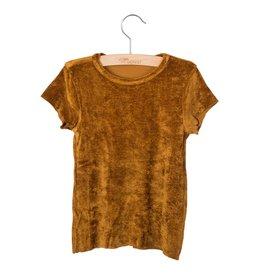 Little Hedonist T-shirt dean gold