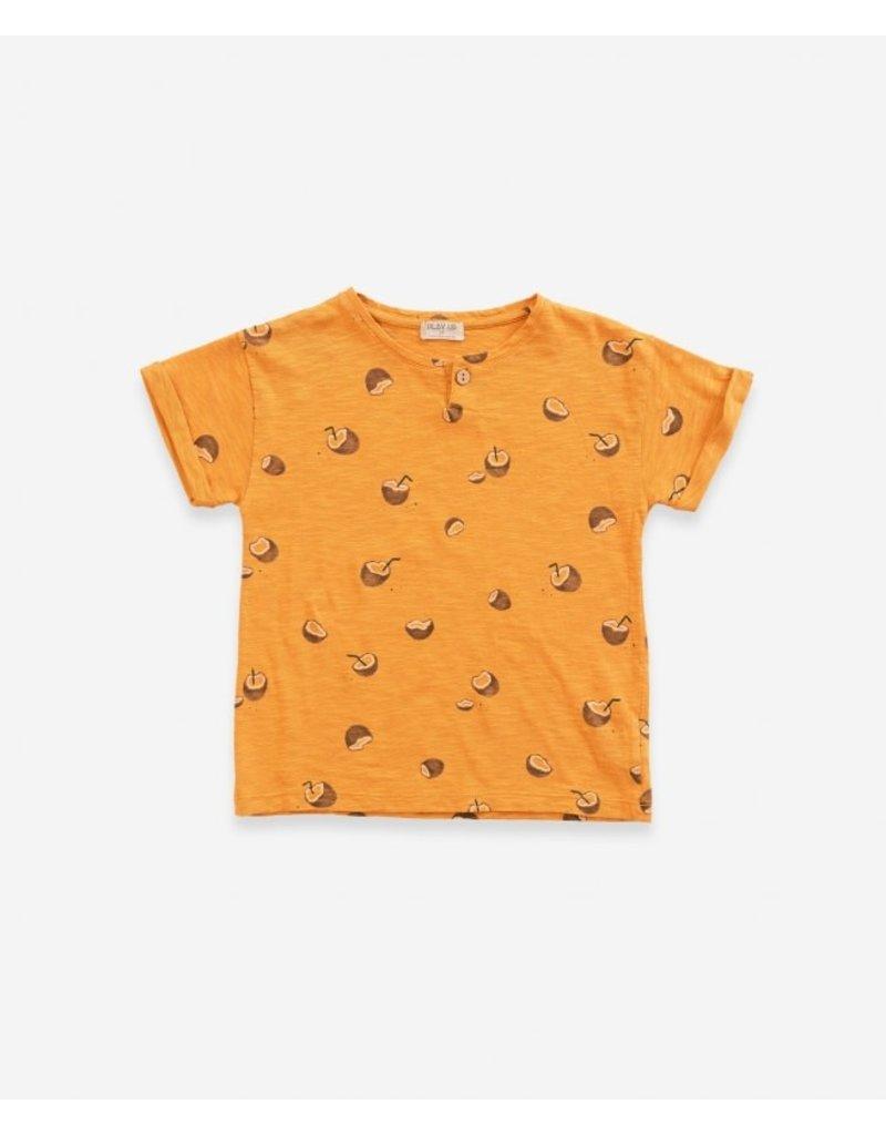 Play Up Printed Flamé Jersey T-shirt