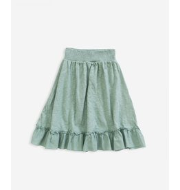 Play Up Skirt organic cotton weaving