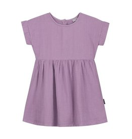 Daily Brat Daily Brat DAISY DRESS PURPLE RAIN