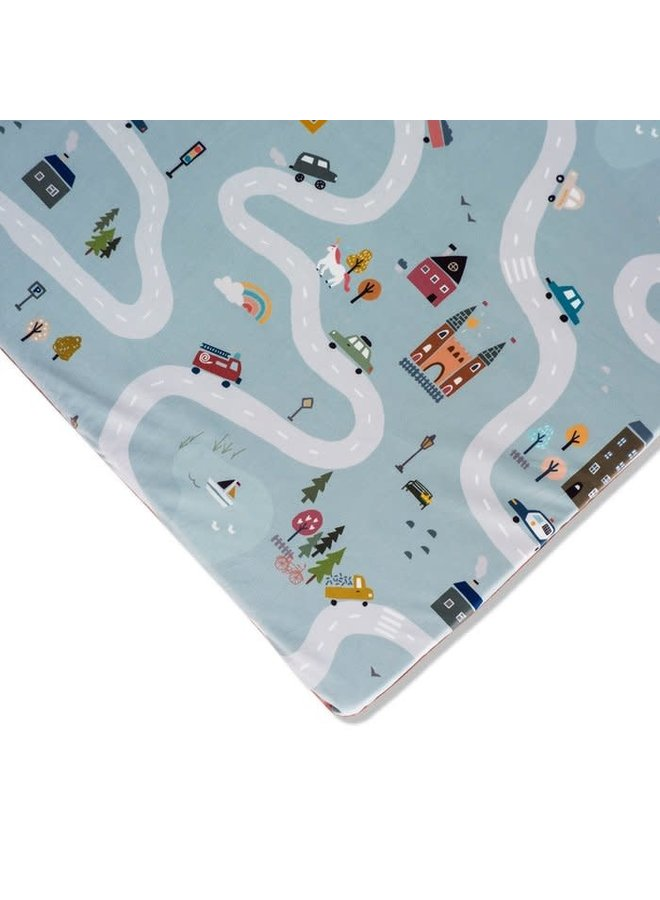 Playmat - Ride Around the World