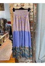 Maxi skirt lavendel