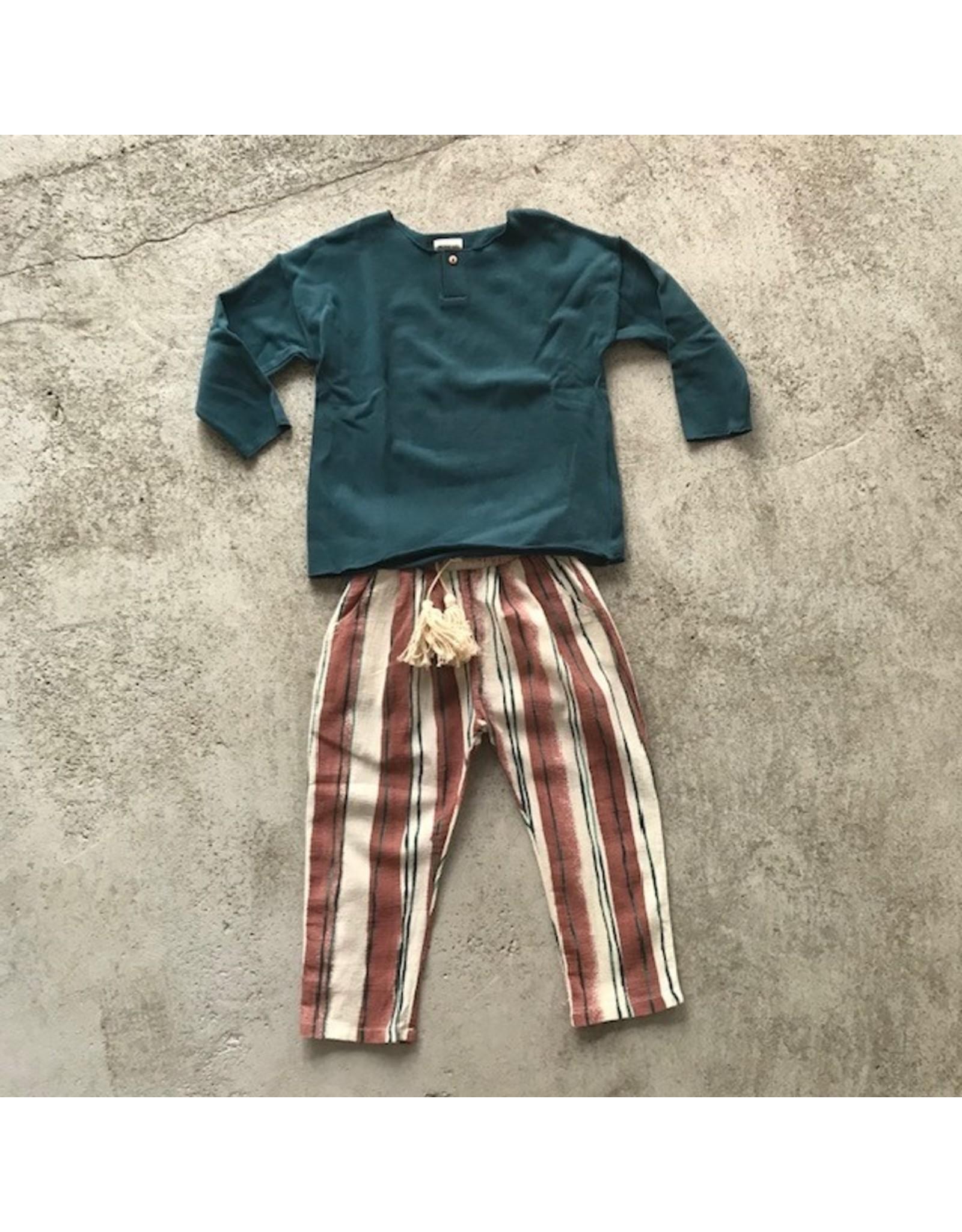 Kleding setjes Play Up sweater & woven trousers