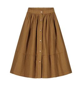 Daily Brat Zena maxi skirt sandstone