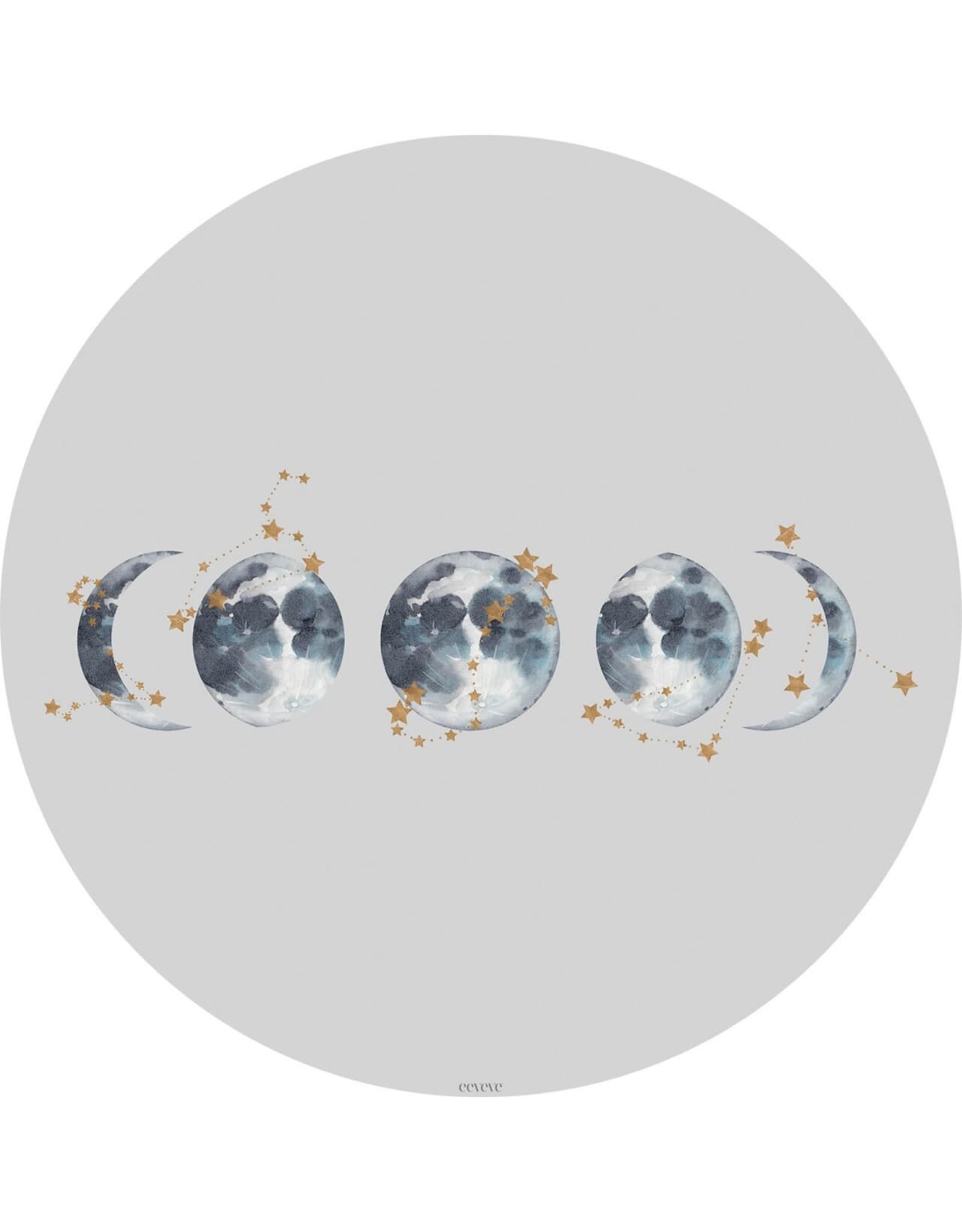 Eeveve Lunar eclipse light gray