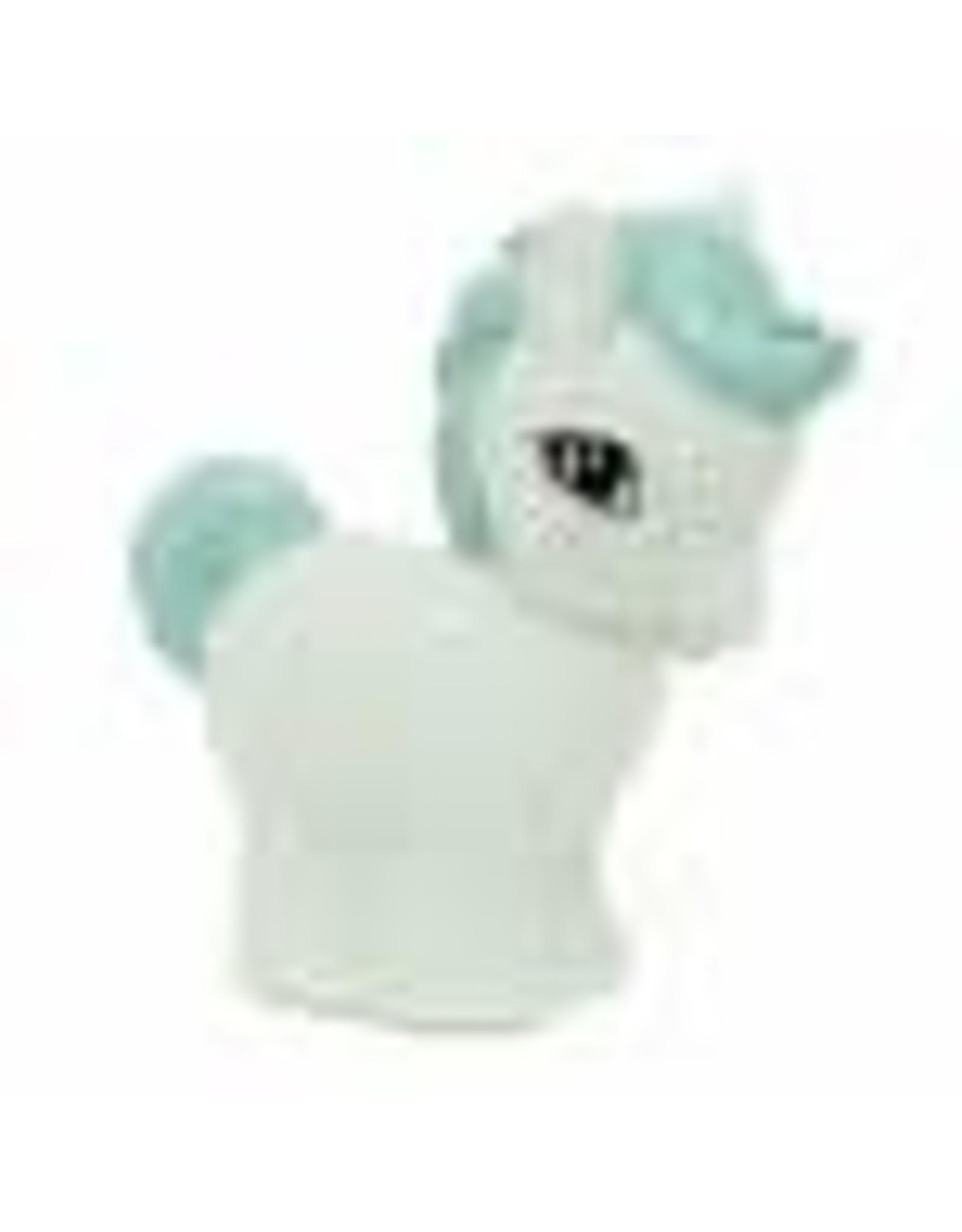 Petit Monkey Horse Night Light mint
